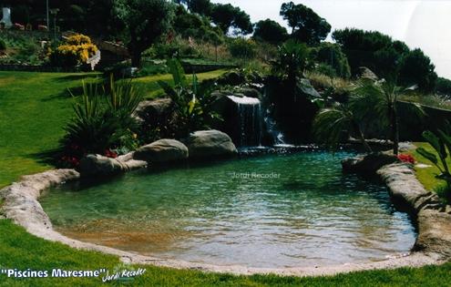 Piscinas paisaj sticas - Piedra natural para piscinas ...